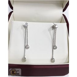 CANADIAN DIAMOND DANGLE EARRINGS