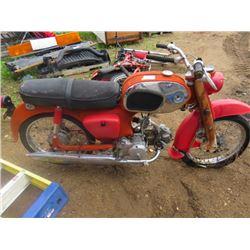 MOTORCYCLE (HONDA) *90CC* (MADE IN JAPAN)
