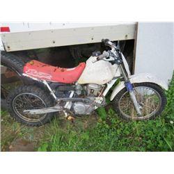 MOTORCYCLE (HONDA) *SEIZED* (1994) *80CC*