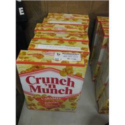 6 BOXES CRUNCH N MUNCH