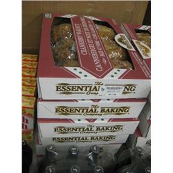 5 CASES THE ESSENTIAL BAKING COMPANY CRANBERRY WALNUT BREAD