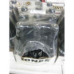 CASE OF 11 BOTTLES JONES SODA ROOT BEER