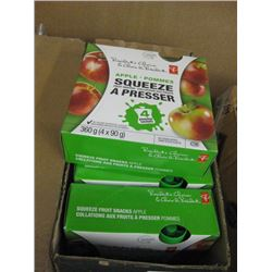 PC CHOICE APPLE SQUEEZE 6 BOXES OF 4 X 90G