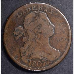 1807/6 LARGE CENT FINE