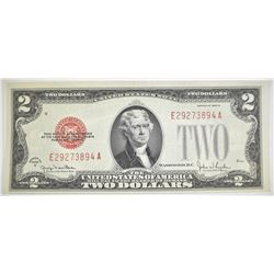 1928 G $2 RED SEAL  GEM CU