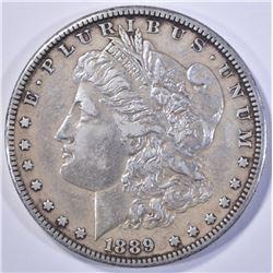 1889-CC MORGAN DOLLAR   XF