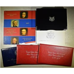 MISC U.S. MINT LOT: