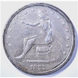 1877-S POTTIE DOLLAR XF