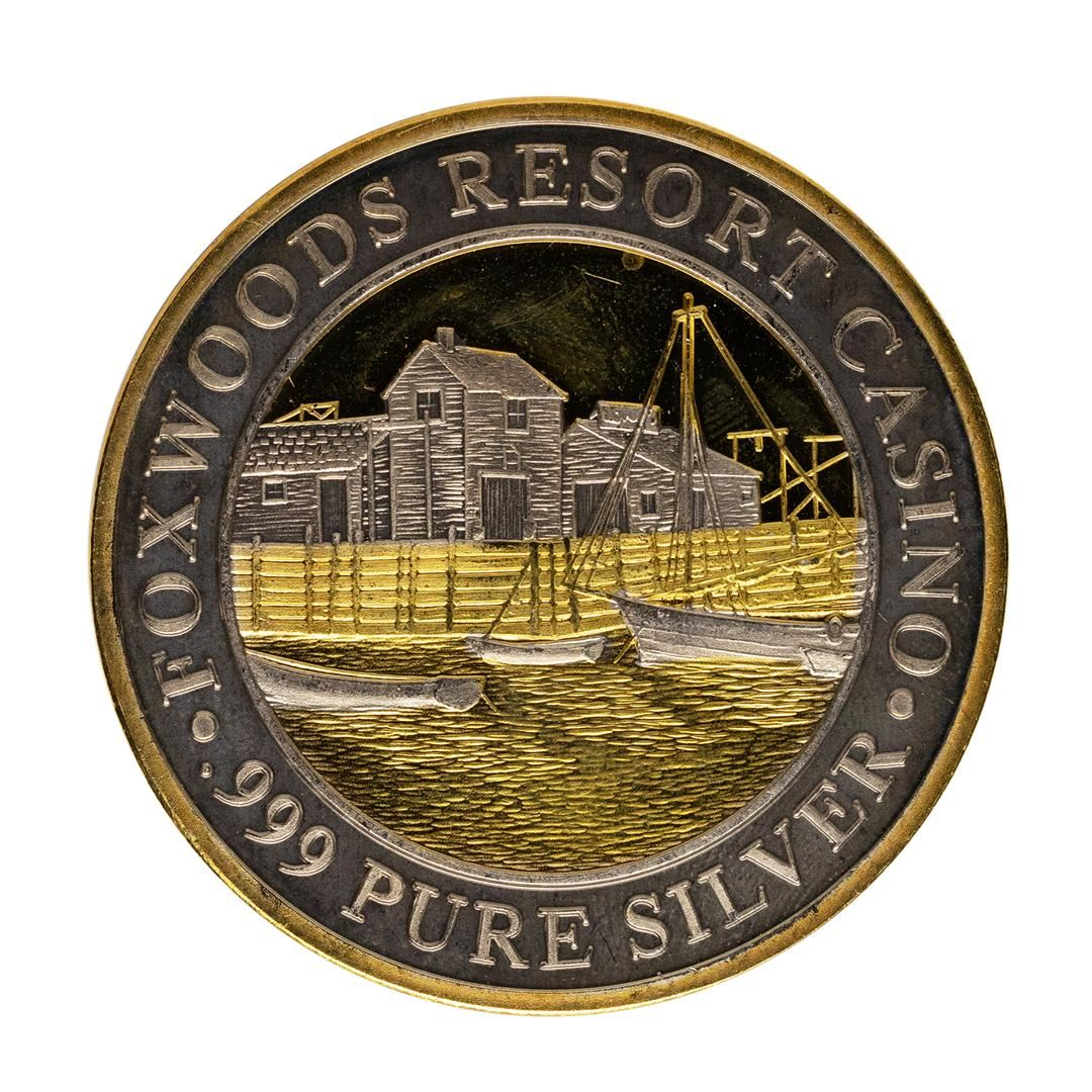 foxwoods coins