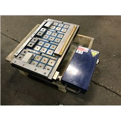 Brisc Electro Permanent Magnetic Chuck, M/N: PSP3664