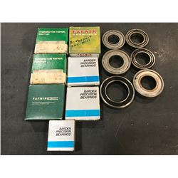 Lot of Misc. Bearings