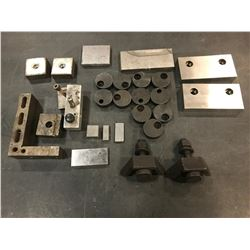 Lot of Misc. Clamping Blocks