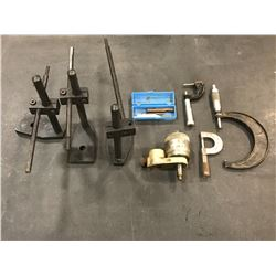 Lot of Misc. Measuring Equipment