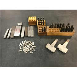 Lot of Misc. Stamping Pieces