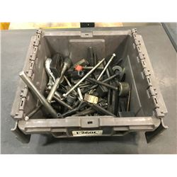 Lot of Misc. Clamps and Bolts *See Photos*