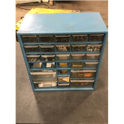 Organizer with Contents Inside *See Photos*