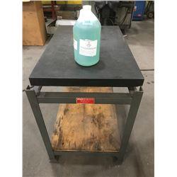 """Precision Granite Co. 36"""" x 24"""" Granite Plate w/ Table"""