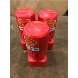 (3) Pioneer CAT40 Tool Holders *Appear to be New*