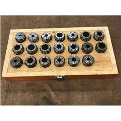 Lot - ER32 Collet Set