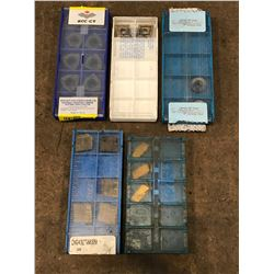 (20) Lot of Carbide Inserts