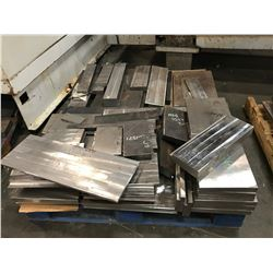 Skid of Base Plate Blanks *Stainless or Carbon Steel*