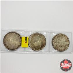 Canada One Dollar (3): 1966; 1966; 1867-1967