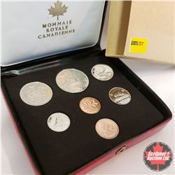 Canada Double Penny Set 1972