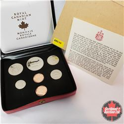 Canada Double Penny Set 1873-1973