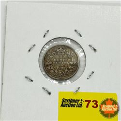 Canada Five Cent 1907