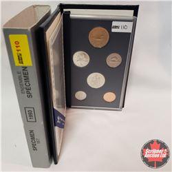RCM Specimen Set 1993