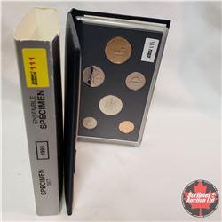RCM Specimen Set 1995