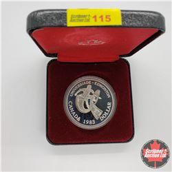 Canada One Dollar 1983
