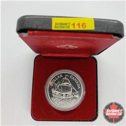 Canada One Dollar 1979