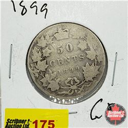 Canada Fifty Cent 1899