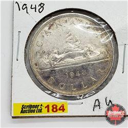 Canada One Dollar 1948