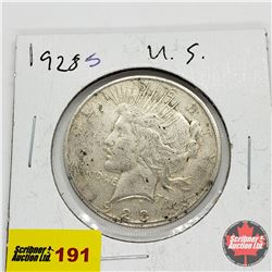 US Peace Dollar 1928S