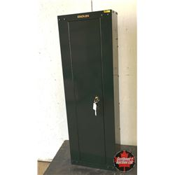 "Stack On Gun Cabinet /Lockable w/Keys  (8 Gun Storage)  (53""H x 17""W x 11""D)"