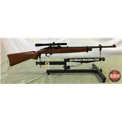 Rifle: Ruger 10/22 Carbine 22LR - Semi Auto w/Scope - S/N# 11875686