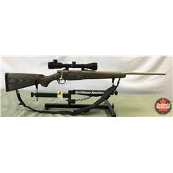 Rifle: Mossberg Patriot 270 Win - Bolt  w/Scope & Sling - S/N# MPR0096587