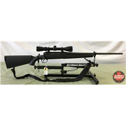 Rifle: Savage Axis 308 Win Bolt w/Sling & Scope - S/N# J713567