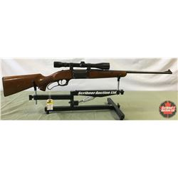 Rifle: Savage 243 Win Model 99C Lever  w/Scope - S/N# C569400