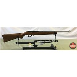 Rifle: Ruger 22LR Model 10/22 S/N#357-33646