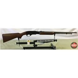 Rifle: Remington 22SL/LR Model 572 Fieldmaster - Pump S/N#1878933