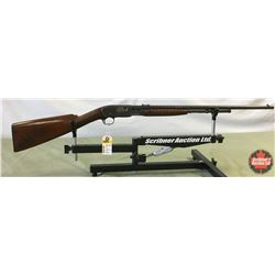 Rifle: Remington 22Sl/LR Model 12 - Pump S/N#305874