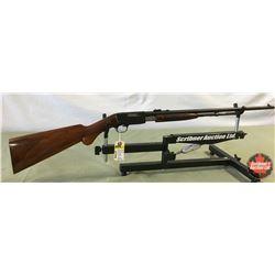 Rifle: Browning 22LR Model Trombone - Pump - Unfired S/N#96001