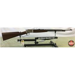 Rifle: Browning BL22 SL/LR Octagon Lever (Unfired) S/N#04174ZY242