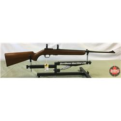 Rifle: Browning 22LR T Bolt (Left Hand) Scope Rings S/N#30209X7