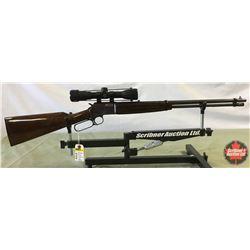 Rifle: Browning BL22 SL/LR Lever w/Scope S/N#47B35966