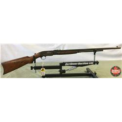Rifle: Remington 22 Rem Special Model 12CS Octagon - Pump S/N#470591