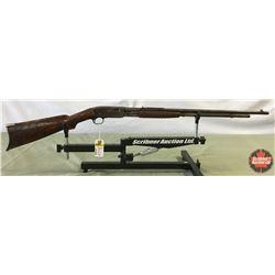 Rifle: Remington 25-20 Model 25 - Pump S/N#AA894